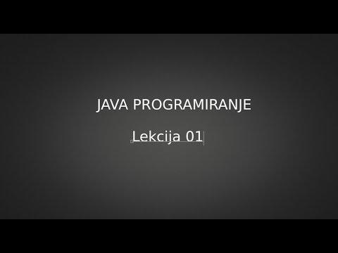 tutorial-1.1-java,-uvod-u-java-programiranje
