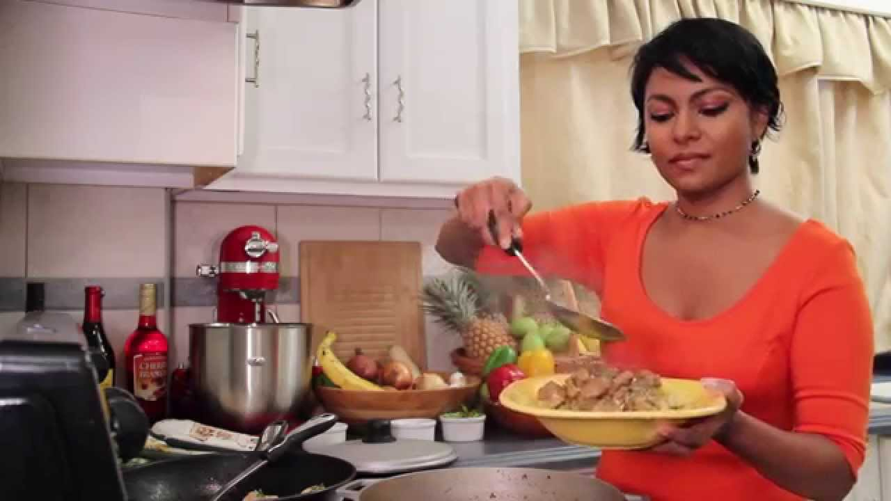 Trinidad pork recipes