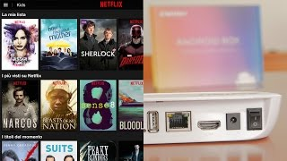 Trasforma la tua TV in una SMART TV! - Box Android LOW COST
