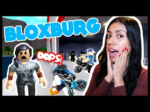 PLEASE DONT FIRE ME! - Welcome to Bloxburg - Roblox