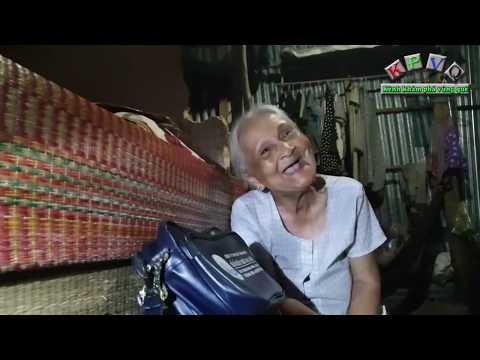 3 Giờ Sáng đạp Xe đi Bán Vé Số, Bà Ngoại 83 Tuổi Nơm Nớp Lo Căn Nhà Bị Sập