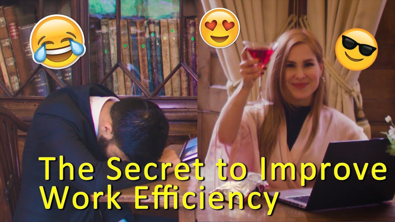 how to improve your work efficiency