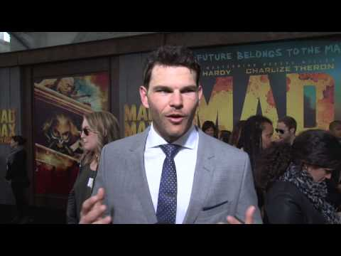 Mad Max: Fury Road: Josh Helman Exclusive Premiere Interview ...
