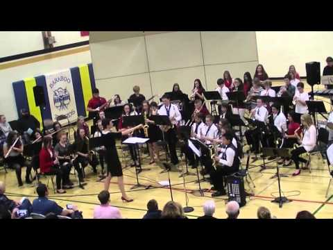 Jingle Bell Rock by Joe Beal & Jim Booth, Arr. by Paul Cook