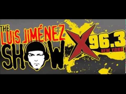 Luis jimenez Show 10 de Enero de  2018