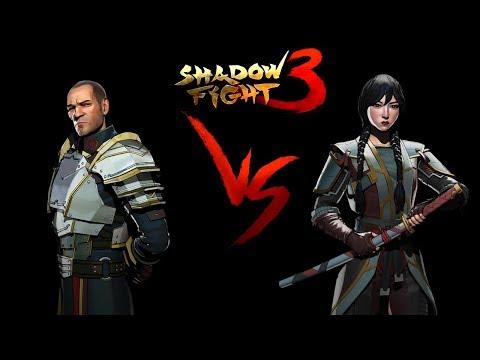 Shadow Fight 3 - Sarge vs Kibo