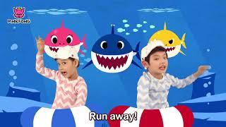 Baby Shark أغنية بيبي شارك مترجمة بالعربي التي هبلت العالم حتى ابن سوريا والبياتي