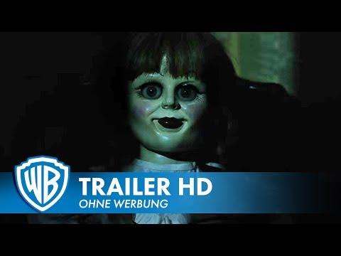 ANNABELLE 2 - Trailer #2 Deutsch HD German...