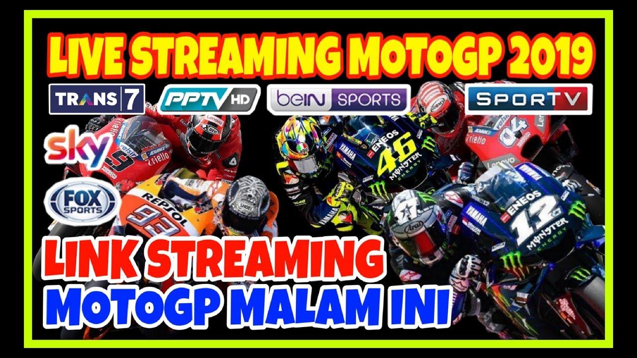 Live Streaming Motogp 2019 Youtube