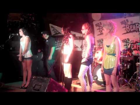 WRBR Rock Girl 2012 Finale