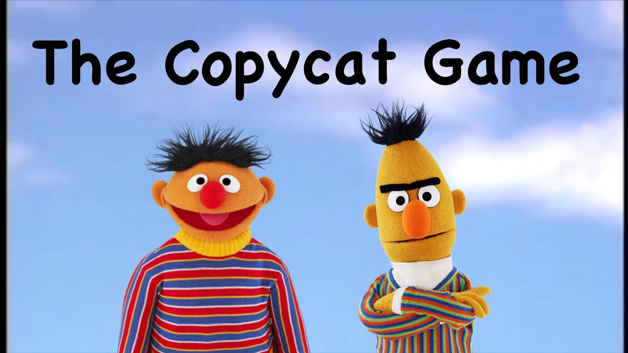 The Copycat Game - YouTube