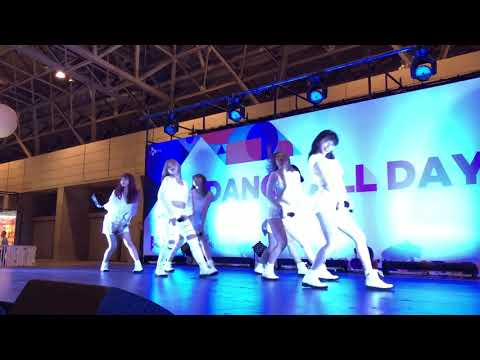 [2018.04.14] CHERRSEE 「Piano」 KCON 2018 JAPAN コンベンションDANCE ALL DAY PRODUCE By MARU!  @幕張メッセ国際展示場ホール