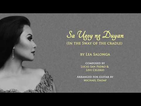 Sa Ugoy ng Duyan 2016 by Lea Salonga [lyric video]
