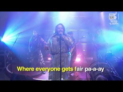 Gina Rinehart Sweet Child O'Mines | Wednesday Night Fever | Wednesdays 9.30pm ABC1
