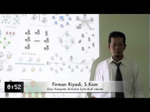 Apa yang dimaksud dengan topologi jaringan? - YouTube