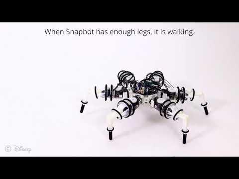 Download Youtube: Snapbot: A Reconfigurable Legged Robot