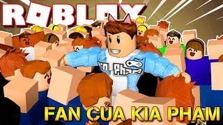 Proprietà Roblox . COME CREARE MILIONI PERSON FAN Gruppo IN ROBLOX-Fan Group Simulator KiA Pham