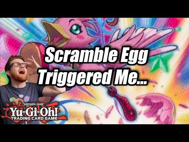 Yu-Gi-Oh! Scramble Egg Triggered Me...