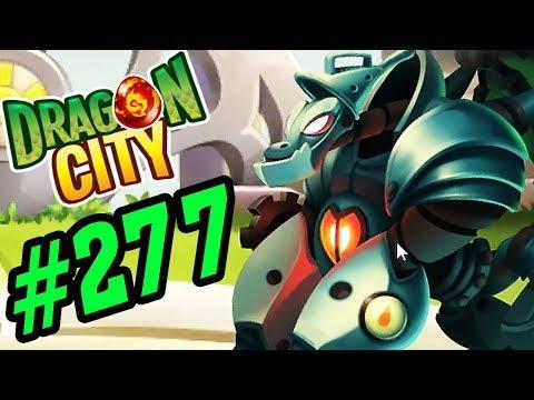 Dragon City Game Mobile - Đánh Bại Rồng Cơ Khí - Nông Trại Rồng Android, Ios #277