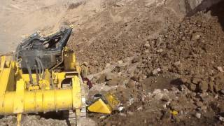 Bulldozer Rollover January 30 2012