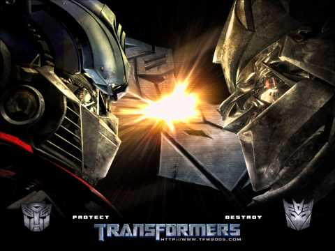 Optimus Vs Megatron - London Music Works