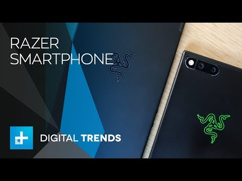 Razer Smartphone – Hands On