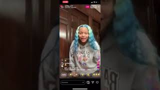 Emily on live with Richboytroy speaking on jay once again‼️ WILL JAY AND TROY FIGHT 🤔❗️🐸