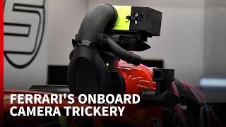 What's behind Ferrari's camera secrecy