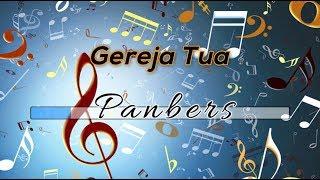 [Tanpa Vokal] ♬ Panbers - Gereja Tua ♬ Versi 1 +Lirik Lagu [Midi Karaoke]