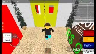 Escape baldi's schoolhouse (roblox)