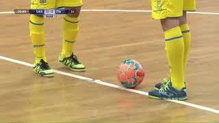 Highlights   Match 1 UKRAINE 1:1 ITALIA   U-19 International matches of national teams