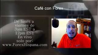 Forex con Café del 22 de Mayo del 2017