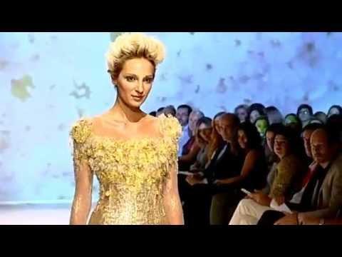 Coleccion vestidos de fiesta de lorenzo caprile