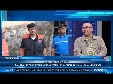 Banjir Jakarta 'Darurat', Anies Digugat