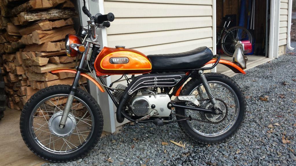 Enduro R For Sale >> 1971 Yamaha JT1 Mini Enduro - YouTube