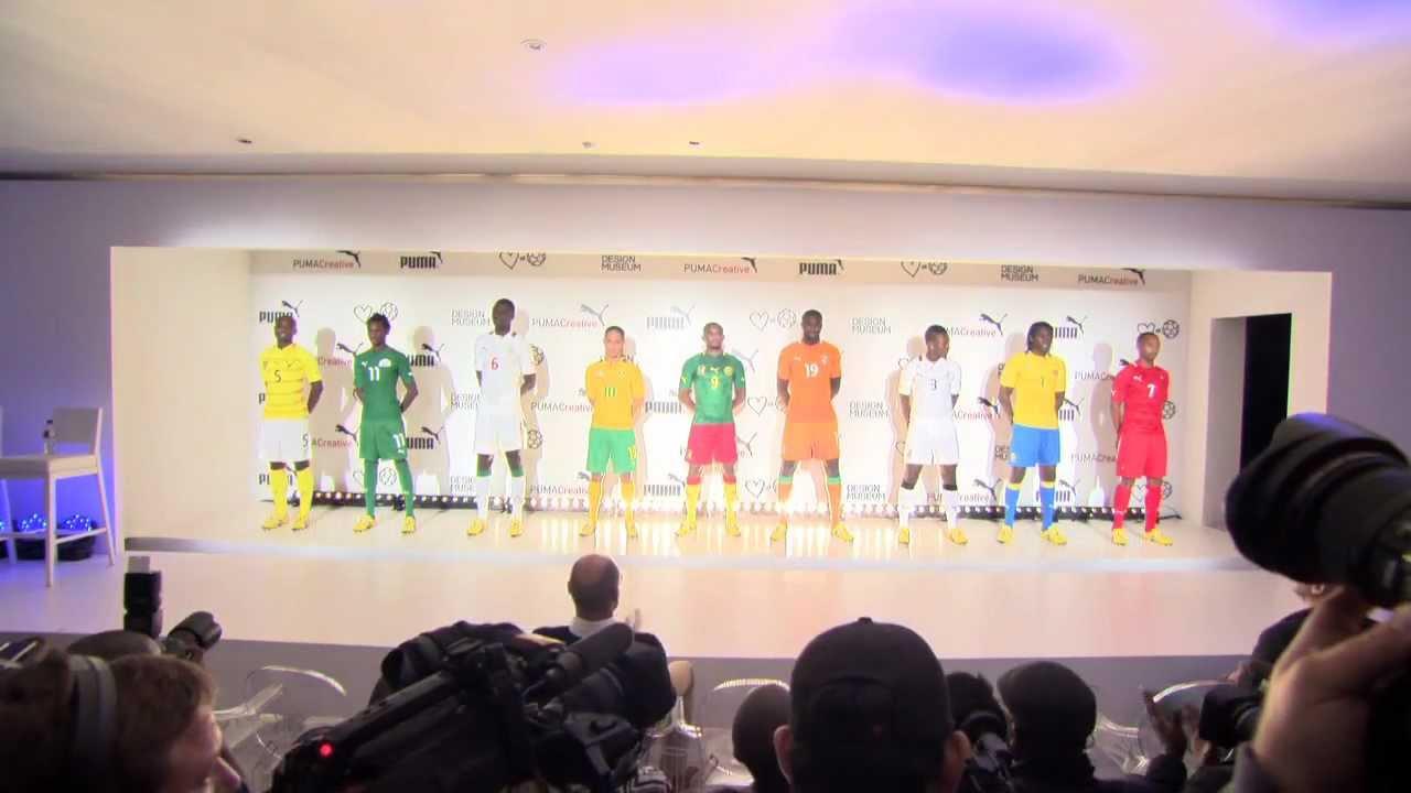 2012 African Football Kit - Unravel Travel TV - YouTube 0361d63b0