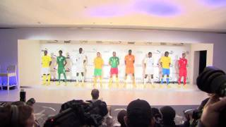 2012 African Football Kit - Unravel Travel TV