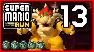 SUPER MARIO RUN Part 13: Die restlichen schwarzen Münzen in World 5 & 6