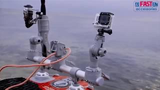 Тарга FASTen Borika Gr500 3 для лодок видео обзор