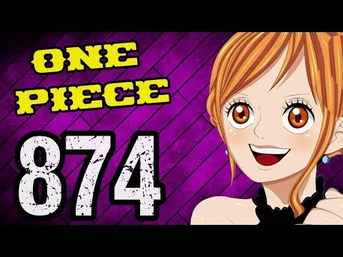 """One Piece Chapter 874 Review """"Nami is MVP"""""""