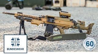 Maschinengewehr MG 5 | 60 Sekunden Bundeswehr