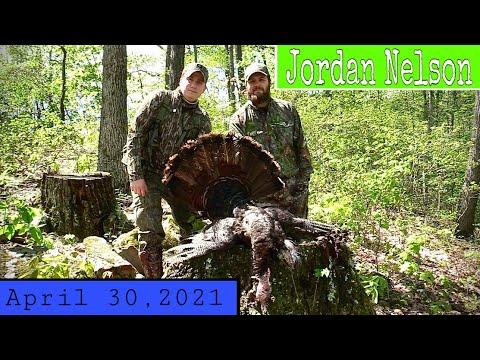 Jordan Nelson West Virginia Spring Gobbler 2021