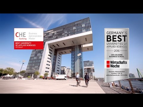 CBS Cologne Business School | Teaser | english