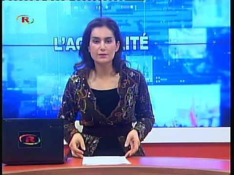 Journal télé en français du Kurdistan - Ronahi tv