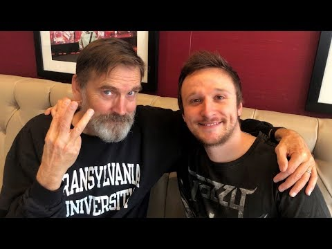 Bill Moseley Interview - For The Love of Horror 2019