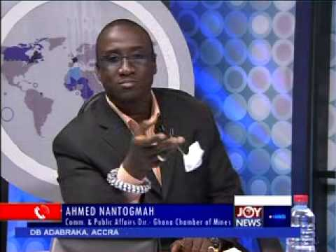 ARE GHANA'S MINING FORTUNE - PM EXPRESS ON JOY NEWS (18-12-13)