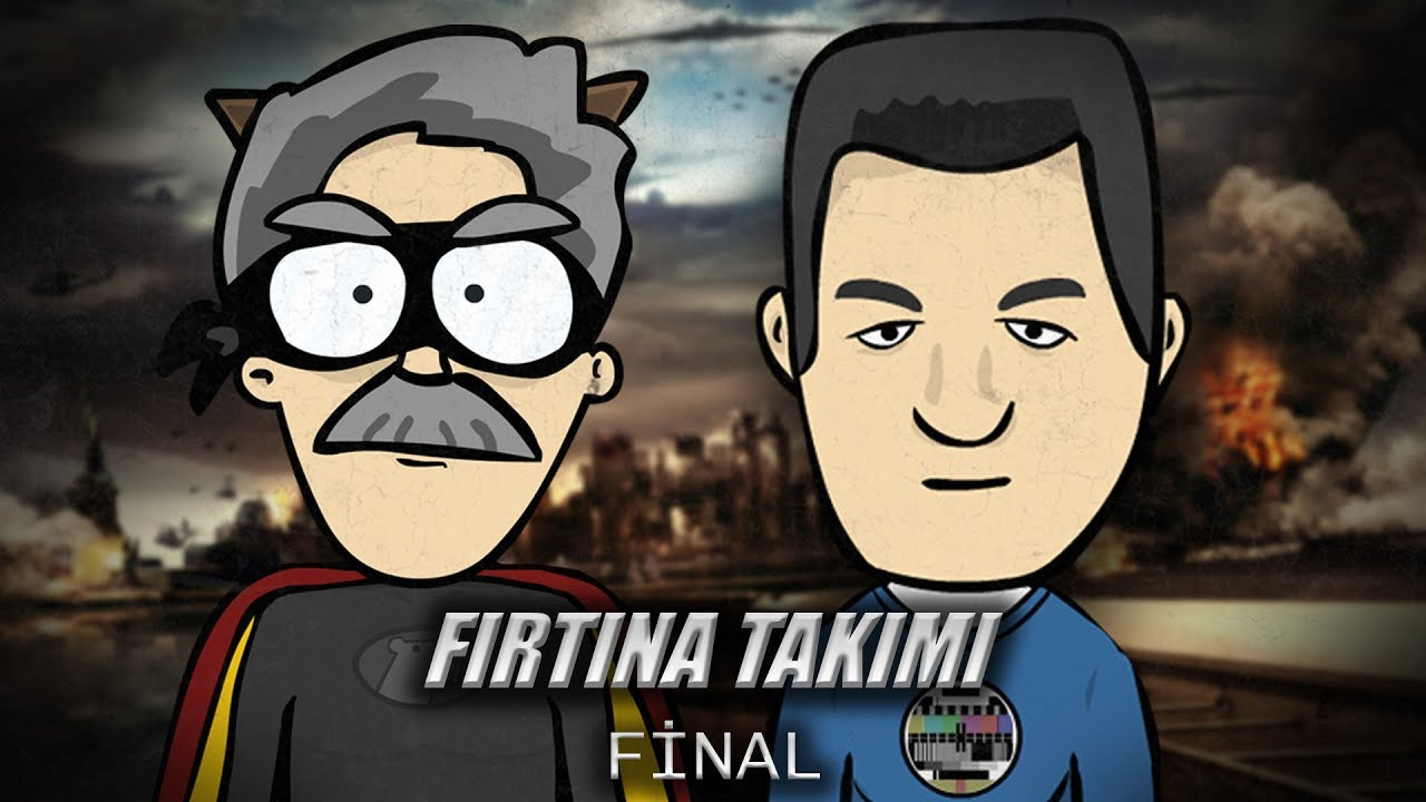 Fırtına Takımı: End Game | Özcan Show