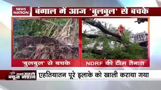 Cyclone Bulbul: Heavy Rains Lash West Bengal, Odisha
