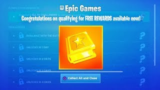 Comment qualifier pour 'FREE' DAYS OF SUMMER REWARDS à Fortnite! Récompenses gratuites dans Fortnite Battle Royale