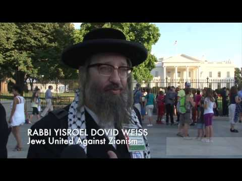 Leading Anti-Zionist Rabbi Speaks Against Israeli State